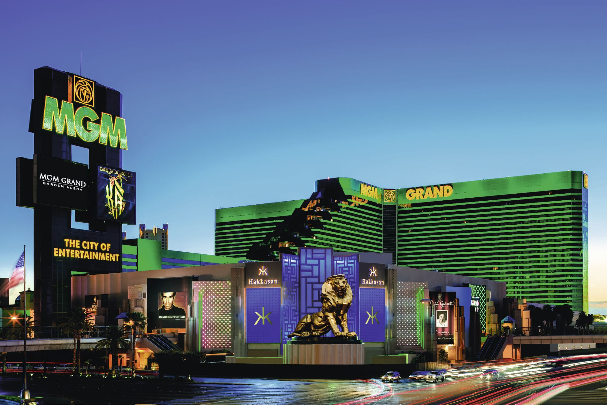 New MGM Grand Welcomes Staffing World